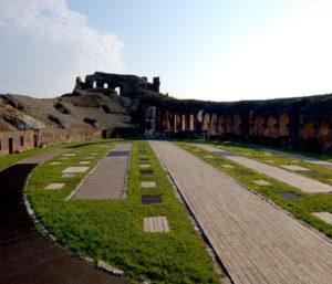 Santa Maria Capua Vetere – Anfiteatro romano – Restauro e valorizzazione dell'anfiteatro romano