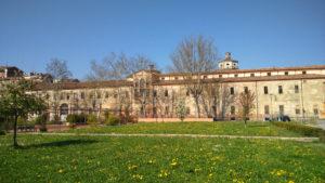 Piacenza – Archivio di Stato – Interventi di messa in sicurezza antincendio