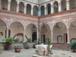 Pavia – Archivio di Stato – Interventi di messa in sicurezza antincendio