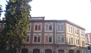 Alessandria – Archivio di Stato – Interventi di messa in sicurezza antincendio