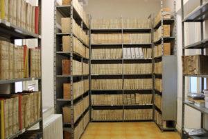 Grosseto – Archivio di Stato – Interventi di messa in sicurezza antincendio