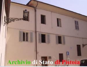Pistoia – Archivio di Stato – Interventi di messa in sicurezza antincendio