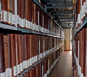 Padova – Archivio di Stato – Interventi di messa in sicurezza antincendio