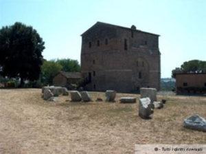Roma – Arco di Malborghetto – Interventi di messa in sicurezza antincendio