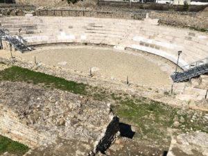 Ventimiglia – Area archeologica di Nervia – Interventi di messa in sicurezza antincendio