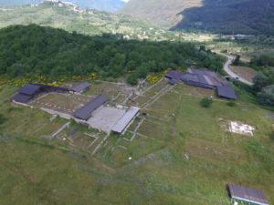 San Vincenzo al Volturno – Area archeologica – Recupero e valorizzazione dell'area archeologica di San Vincenzo al Volturno