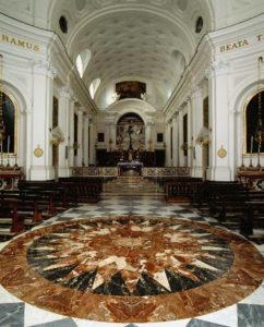 Napoli – SS. Trinità dei Pellegrini – Lavori di restauro