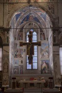 Arezzo – Basilica di S. Francesco – Interventi di messa in sicurezza antincendio