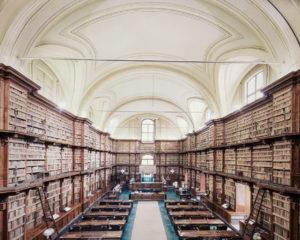 Roma – Biblioteca Angelica – Interventi di messa in sicurezza antincendio