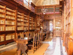 Cava de' Tirreni – Biblioteca Statale – Interventi di messa in sicurezza antincendio