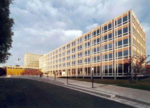 Roma – Biblioteca Nazionale Centrale – Restauro e riorganizzazione della Biblioteca Nazionale Centrale di Roma