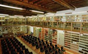 Grottaferrata – Biblioteca Statale – Interventi di messa in sicurezza antincendio