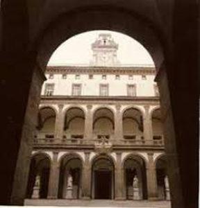 Napoli – Biblioteca Universitaria – Interventi di messa in sicurezza antincendio