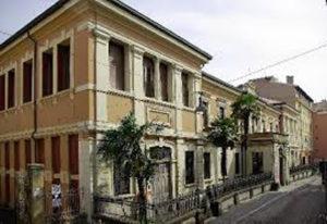 Padova – Biblioteca Universitaria – Interventi di messa in sicurezza antincendio