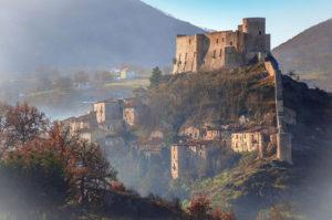 Brienza – Borgo Medioevale – Parco monumentale e culturale del Borgo Medioevale di Brienza antica: restauro, consolidamento, valorizzazione e fruizione