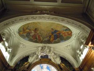 Siena – Cappella del Taja – Interventi di messa in sicurezza antincendio