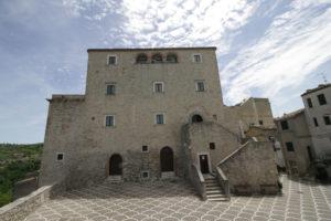 Gambatesa – Castello di Capua – Interventi di messa in sicurezza antincendio