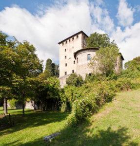 Bobbio – Castello di Malaspina – Interventi di messa in sicurezza antincendio