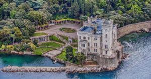 Trieste – Castello di Miramare – Restauro e valorizzazione del parco e del castello di Miramare e museo