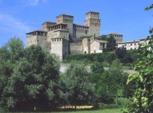 Langhirano – Castello di Torrechiara – Interventi di messa in sicurezza antincendio