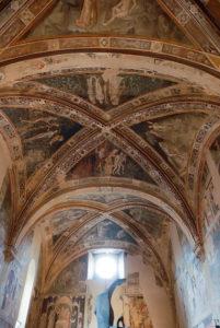 Pistoia – Chiesa del Tau a Pistoia – Interventi di messa in sicurezza antincendio