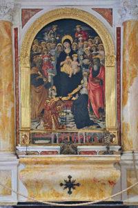 Siena – Chiesa di S. Maria delle Nevi – Interventi di messa in sicurezza antincendio