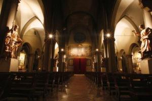 Modena – Monastero Abbaziale di San Pietro – Lavori di restauro