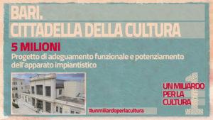 Bari – Cittadella della Cultura – Cittadella della Cultura