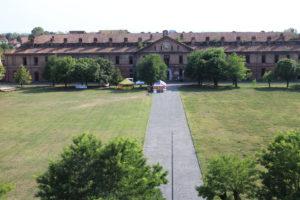 Alessandria – Cittadella militare – Cittadella di Alessandria