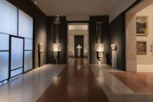 Modena – Galleria Estense –  Palazzo Coccapani – Interventi di messa in sicurezza antincendio – Palazzo Coccapani – depositi e archivi