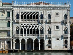 Venezia – Galleria G. Fraschetti – Interventi di messa in sicurezza antincendio