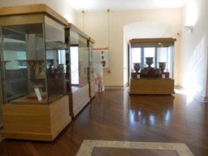 Montesarchio – Museo Archeologico – Interventi di messa in sicurezza antincendio