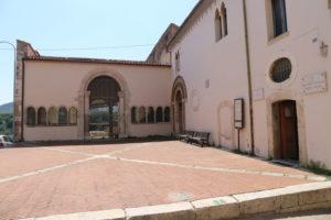 Isernia – Museo Archeologico – Interventi di messa in sicurezza antincendio