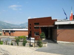 Cassino – Museo Archeologico – Interventi di messa in sicurezza antincendio