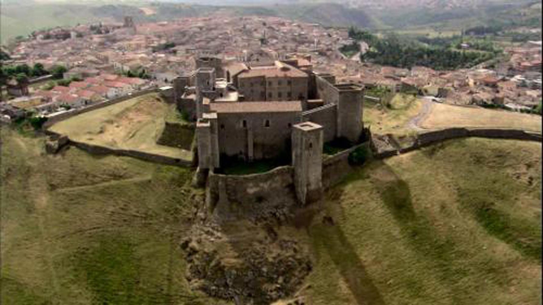 Melfi – Museo Archeologico – Restauro e consolidamento del Castello federiciano di Melfi, ampliamento del museo archeologico nazionale e del percorso di visita