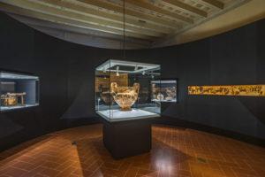 Firenze – Museo Archeologico – Interventi di messa in sicurezza antincendio