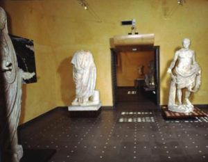 Formia – Museo Archeologico – Interventi di messa in sicurezza antincendio