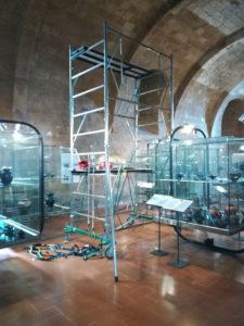 Orvieto – Museo Archeologico – Interventi di messa in sicurezza antincendio