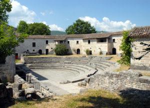 Sepino – Museo della Civiltà e del territorio – Interventi di messa in sicurezza antincendio