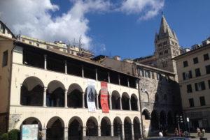 Genova – Museo dell'Emigrazione – Realizzazione del Museo dell'Emigrazione