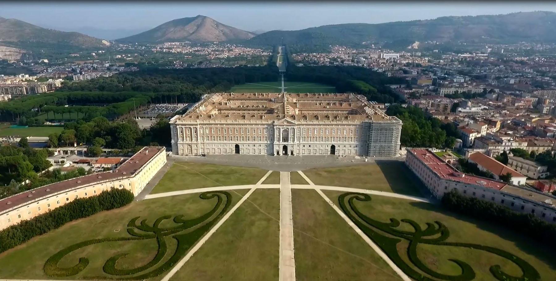 Caserta – Reggia – Museo – Reggia di Caserta – Miglioramento dell'offerta Museale