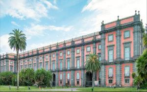 Capodimonte – Museo e Real Bosco – Capodimonte – Opere di riqualificazione e valorizzazione funzionale del museo