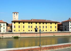 Pisa – Museo di Palazzo Reale – Interventi di messa in sicurezza antincendio