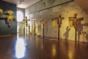 Pisa – Museo di San Matteo – Interventi di messa in sicurezza antincendio