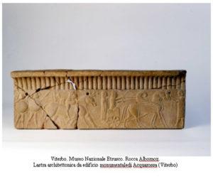 Viterbo – Museo Nazionale Etrusco – Interventi di messa in sicurezza antincendio