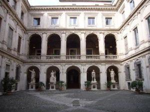Roma – Museo Nazionale Romano – sicurezza – Interventi di messa in sicurezza antincendio  – Crypta Balbi Attività soggetta DPR 151/11 n. 72 (museo)