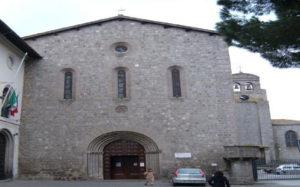 Viterbo – Chiesa San Francesco – Interventi conservativi