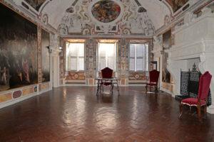 Siena – Palazzo Chigi Piccolomini – Interventi di messa in sicurezza antincendio
