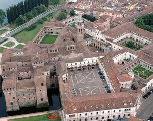 Mantova – Palazzo Ducale – sicurezza – Interventi di messa in sicurezza antincendio