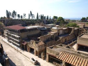 Ercolano – Area archeologica – Area archeologica